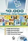 10.000 Office-Vorlagen (DVD-ROM) Bild