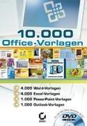 10.000 Office-Vorlagen (DVD-ROM)