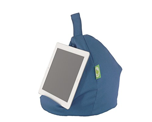 iPad, eReader & Book Mini Sitzsack von Bean Lazy passt für alle Tablets und eReaders - Französisch...