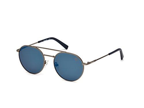 Timberland Unisex-Erwachsene Brillengestelle TB9123 09D 52, Grau (Antracite Op\\Fumo Polar)