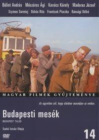 Budapesti mes?k - Budapest Tales / Region 2 - Hungarian Film / Magyar Filmek Gyujtem?nye 14. by B?lint Andr?s