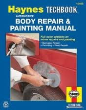 The Haynes Automotive Body Repair & Painting Manual (Haynes Automotive Repair Manual Series) 1st (first) edition Text Only