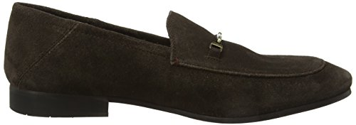 KG by Kurt Geiger - Max Np, Mocassini Uomo Brown (Dark Brown)