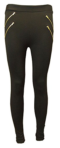 gnc-basic-ladies-legging-with-double-gold-zip-detail