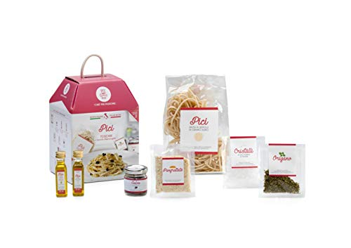 My cooking box - pici al tartufo 2 porzioni - idea regalo, cesto natale