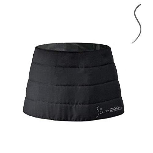 SlimCOOL Waistbelt Abnehmen mit Kühlung für Bauch & Taille - Körperfettabbau - Braunes Fett - Natürlich abnehmen - Entwickelt für Frauen -
