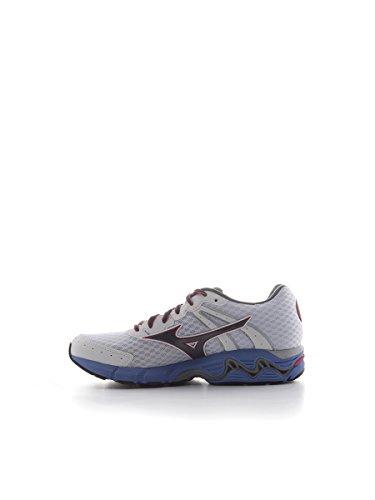 Mizuno Wave Inspire 11, Damen Laufschuhe Blau