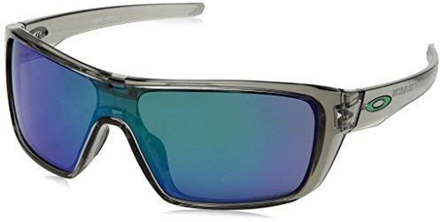 Oakley Herren Straightback 941105 Sonnenbrille, Grau (Gris), 1