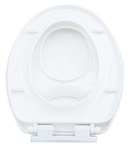 Cornat WC-Sitz Family Comfort mit 3-fach Absenkautomatik-weiß - 5