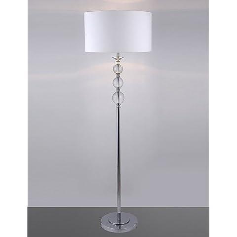 ASNSWDC® Lámpara de pie moderna con bolas de cristal Decoración , 220-240v