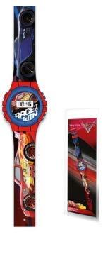 Cars Reloj Digital WD19651, Multicolor Kids Licensing 1