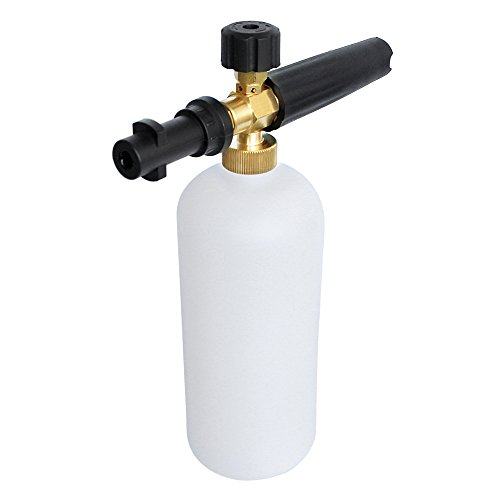 AutoCare Karcher Snow Foam Lance Karcher Foam Cannon Gun Soap Dispenser for K Series