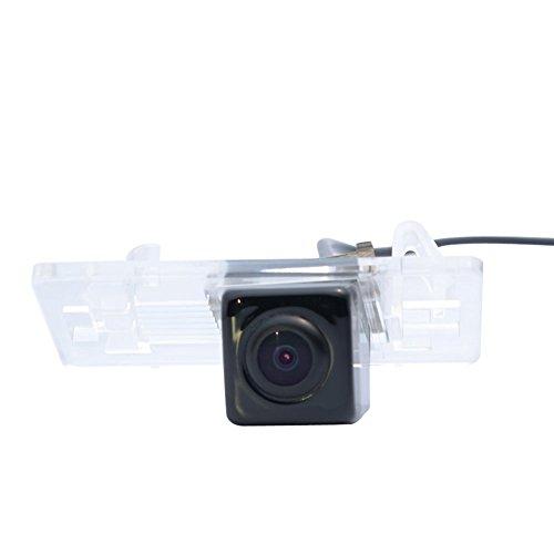 Sincere facile da installare DIY Back Up telecamera di visione notturna Targa LED proiettore di alta impermeabile Audi A4Audi TT Audi A5Audi Q5modello: hs8027