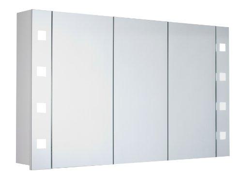Spiegelschrank Softclose von Mebasa - 120 cm