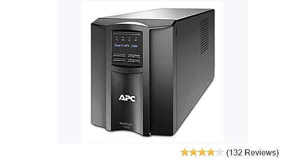 APC Smart-UPS 1500VA UPS Battery Backup with Pure Sine Wave Output ...