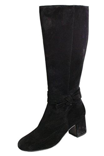 Paul Green Stiefel 8000-001 Größe 39 EU Schwarz (Black)