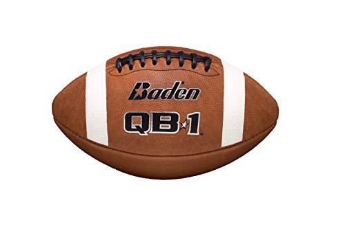 Baden QB1 Fußball aus Leder, offizielle Größe