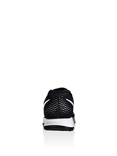 Nike Air Zoom Pegasus 33 Tb, Scarpe da Corsa Uomo Azul (Midnight Navy / White-Black-Pure Platinum)