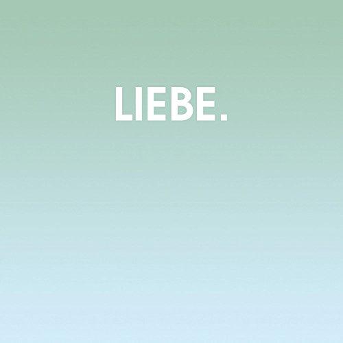 Apple iPhone 5s Housse Étui Protection Coque Amour Amour Menthe Étui en cuir bleu marine