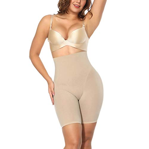 AMURAO Hohe Taille Thong Hip Slimming Control Höschen Butt Lifter Unterwäsche