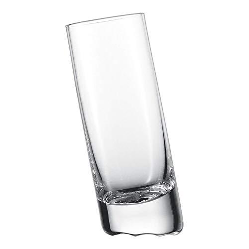 Schott Zwiesel Schnapsglas, Glas, transparent, 16.3 x 11.6 x 11.4 cm, 6-Einheiten