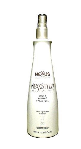 nexxus-nexxstyler-alcoholfree-sheer-volume-spray-gel-400ml