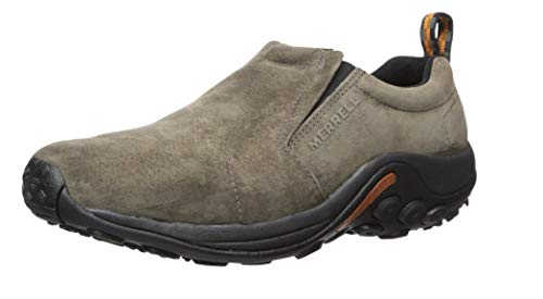 Merrell Jungle Moc, Mocasines Hombre, Gris Gunsmoke