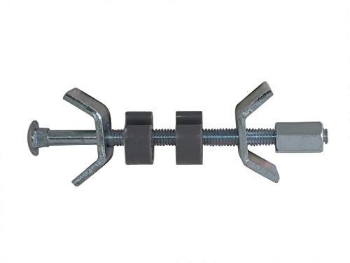 10 x Arbeitsplattenverbinder SAMWERK Arbeitsplatten Verbinder Massivholzverbinder 100mm