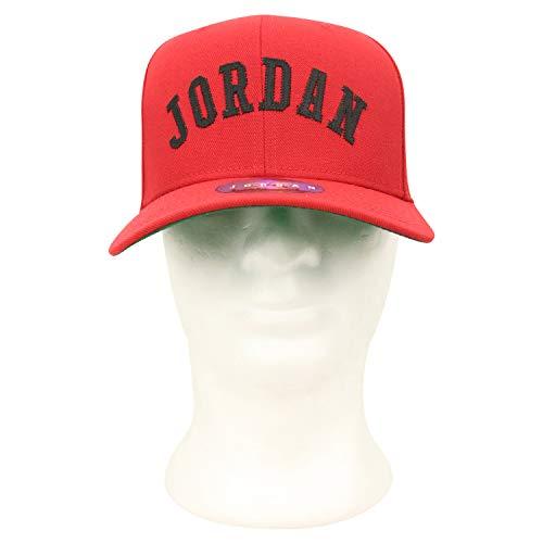 Nike AV8441 687 Jordan Classic99 Kappe Rot (Jordan Snapback Red)