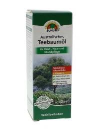 Teebaum Öl Mundwasser (Sunlife Australisches Teebaumöl (30 ml))