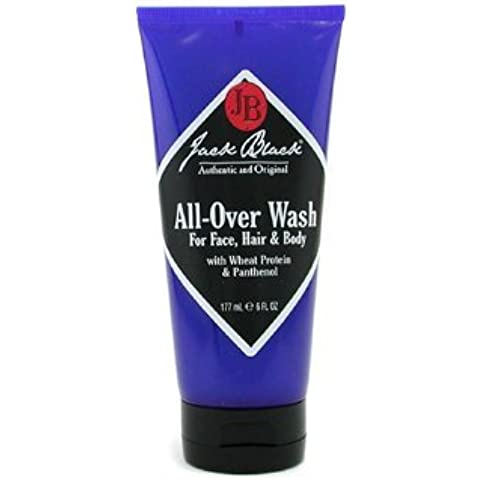 All Over Wash for Face Hair & Body
