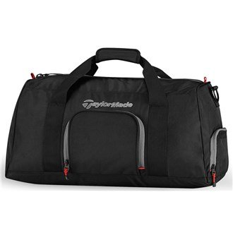 2015 TaylorMade Player's Mens Golf Duffle Bag/ Travel Bag Black