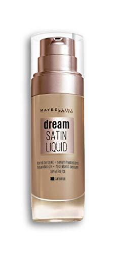 Maybelline Dream Satin Liquid 30 Sand base maquillaje