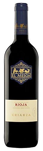 6x 0,75l - 2015er - El Meson - Crianza - Rioja D.O.Ca. - Spanien - Rotwein trocken