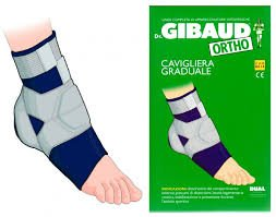 Dr. GIBAUD - Cavigliera Graduale Blu - cod.0614 (mis.2)