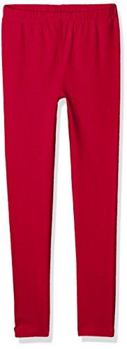 s.Oliver Mädchen Leggings 53.807.75.2136, Rot (Dark Red 3188), 98