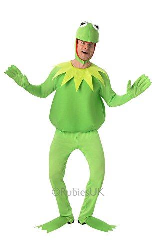 """Herren-Kostüm """"Kermit der Frosch"""" von den Muppets -"""