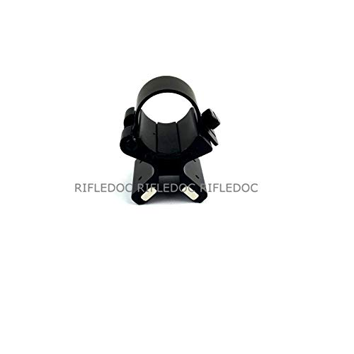 ZEITWISE Taschenlampe Magnet-Halter 27-30mm Taschenlampenhalter Magnetisch Jagd Led Lenser P7 etc.