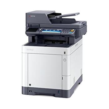 KYOCERA ECOSYS M6535cidn Laser 35 ppm 9600 x 600 dpi A4 ...