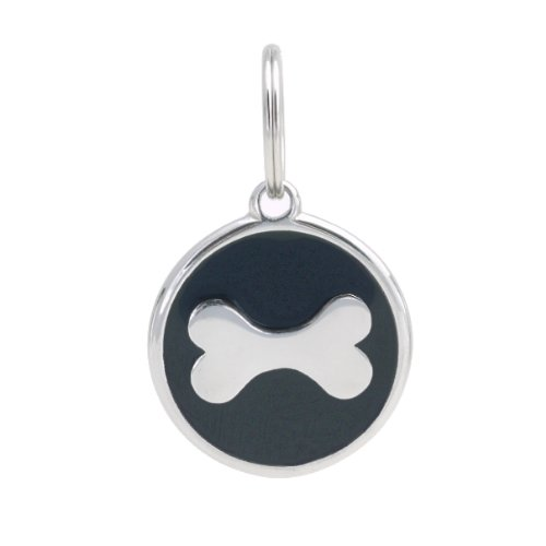 pettouchid-smart-dog-id-tag-stainless-steel-qr-code-gps-location-black-bone