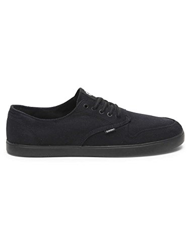 Element TOPAZ C3, Sneaker uomo BLACK TWILL