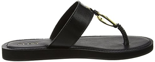 Aldo Zoanna, Sandali Donna Black (black Synthetic)