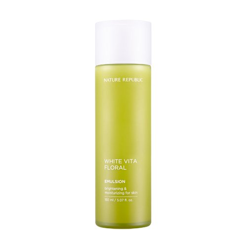 [Nature Republic] White Vita Floral Emulsion 150ml