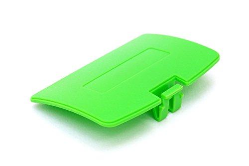 Cache Pile De Remplacement Compatible Game Boy Color Vert Pomme