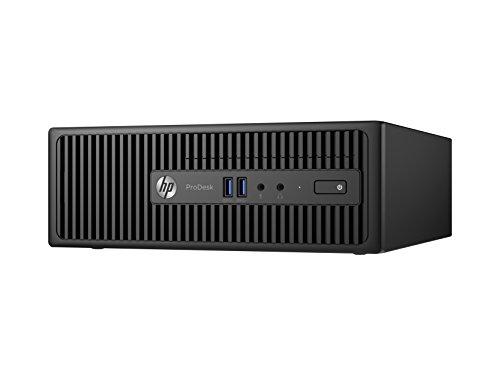 HP ProDesk 400 G3 SFF 3.3GHz G4400 SFF Nero
