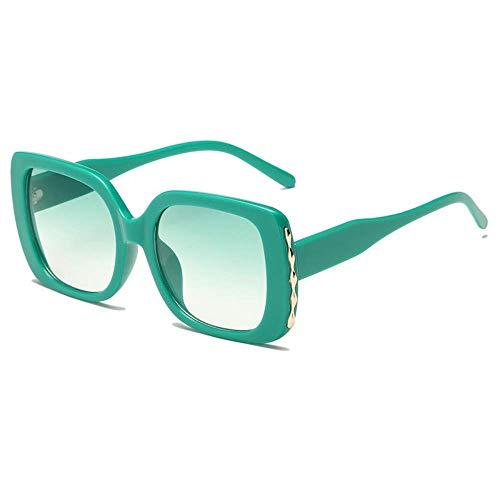 ATR Sonnenbrillen, Box Sonnenbrillen, Lady 'S Retro Spectacles