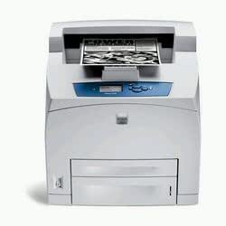 Xerox - Phaser 4510N - Printer - B W - laser - Legal, A4 - 1200 dpi x 1200 dpi - up to 43 ppm - capacity: 700 sheets - parallel, USB, 10 100Base-TX - with PagePack Service Agreement