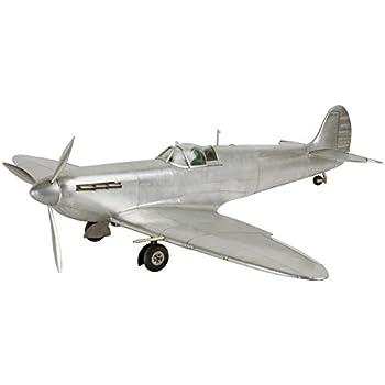 Spitfire - maquette carrossée métal sur charpente bois