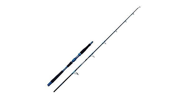 Lineaeffe Canna da Pesca Aquarex Jig Traction 12 kg 1.80 m up to 300 g per Jigging e Vertical in Carbonio