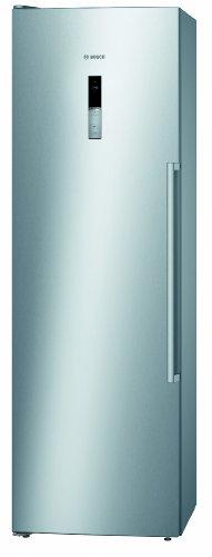 Preisvergleich Produktbild Bosch KSV36BI30 Serie 6 Kühlschrank / A++ / Kühlen: 346 L / Edelstahloptik / Super-Kühlen / FlexShelf